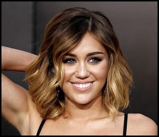 Ombre Miley Cyrus