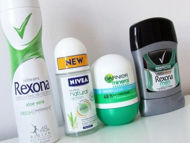 Który dezodorant najlepiej chroni przed poceniem? fot. Zalotka.pl