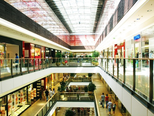 Centrum handlowe, fot. sxc.hu