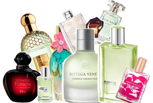 Premiery perfum w 2014 roku