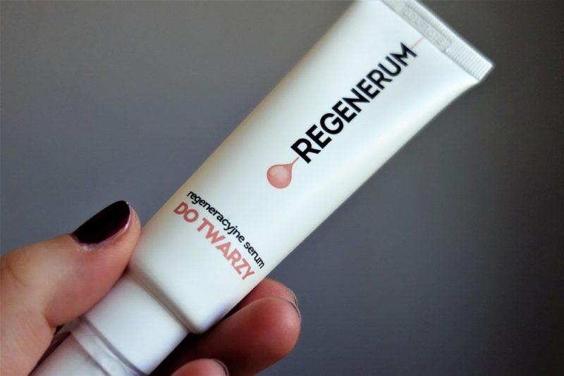 Regenerum regeneracyjne serum do twarzy